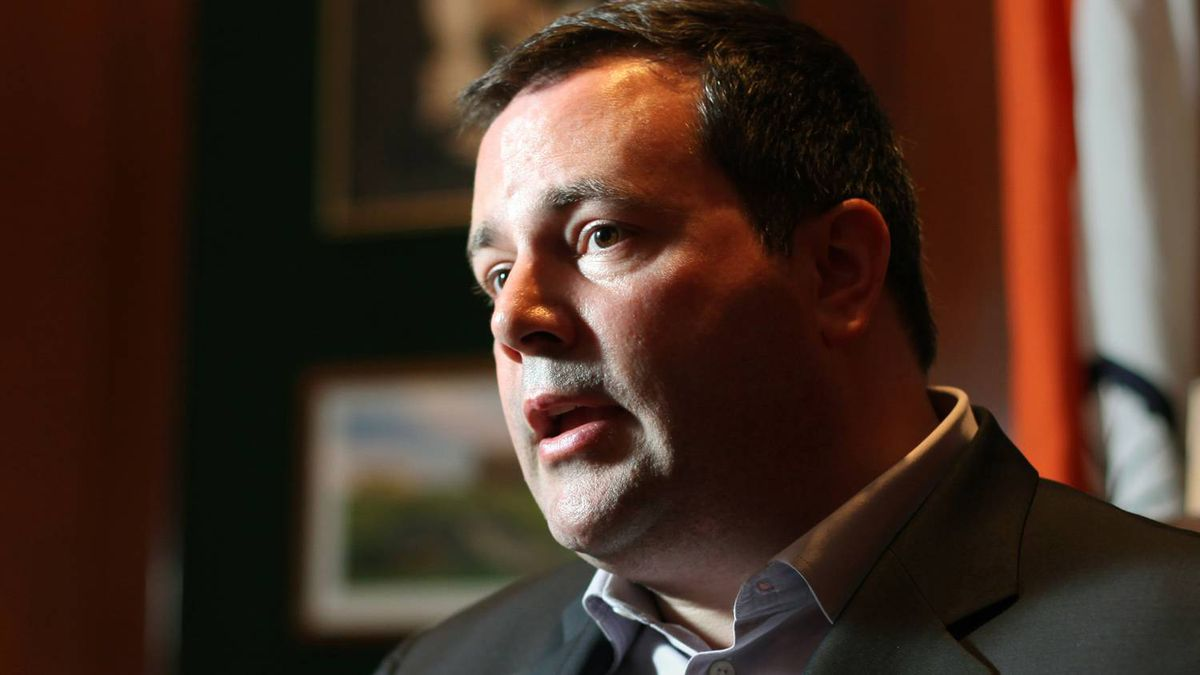 Canada's Citizenship and Immigration Minister Jason Kenney.