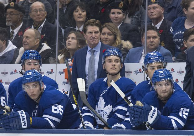 The Leafs' plan wasn't working, but by firing Mike Babcock they're embracing chaos