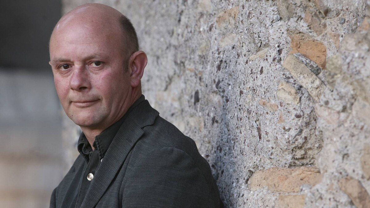 British author Nick Hornby wrote the script for An Education premiering at TIFF.