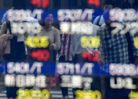 European markets edge higher as North Korea jitters subside; RTL up 6%