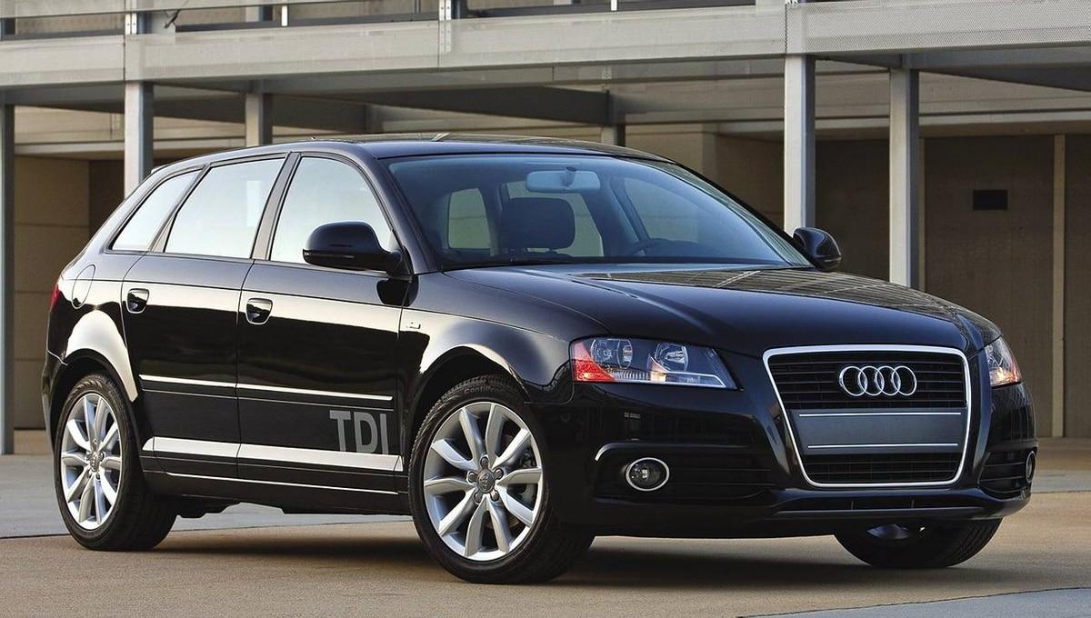 2010 Audi A3 TDI Credit: Audi