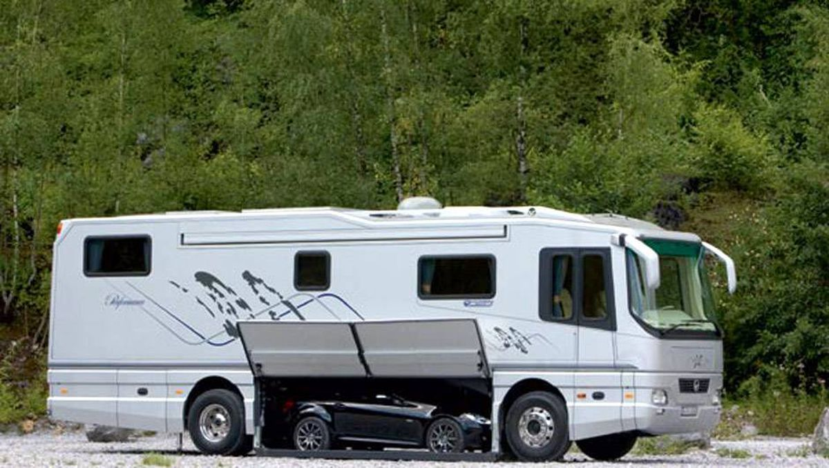 In Pictures Have You Ever Seen A Recreational Vehicle