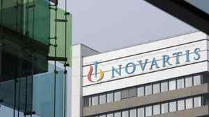 Novartis headquarters in Basil