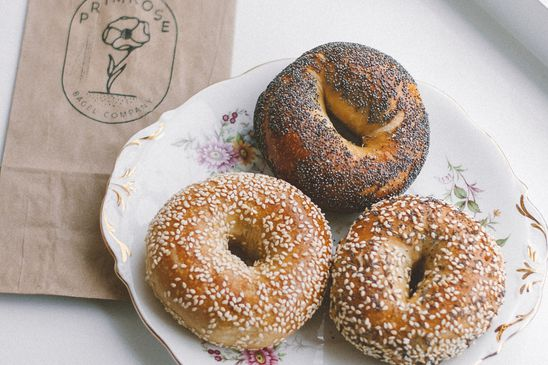 Are bagels the new lattes? Toronto's Primrose Bagel Company thinks so