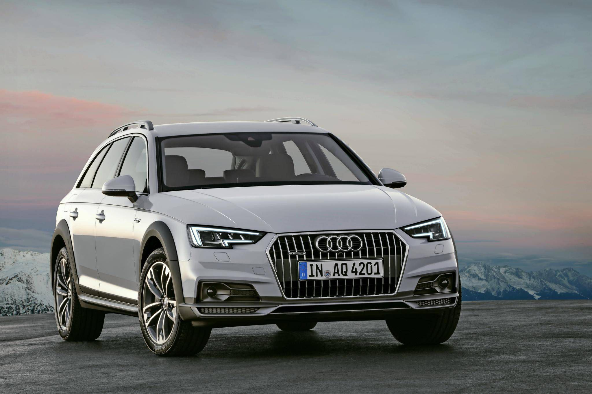 Review 2017 Audi A4 Allroad Is Better Than An Suv In Every Way