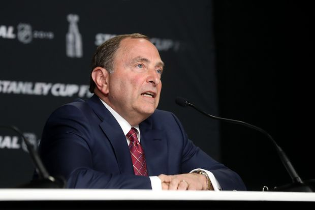 Gary Bettman says NHL 'will not tolerate abusive behaviour of any kind'