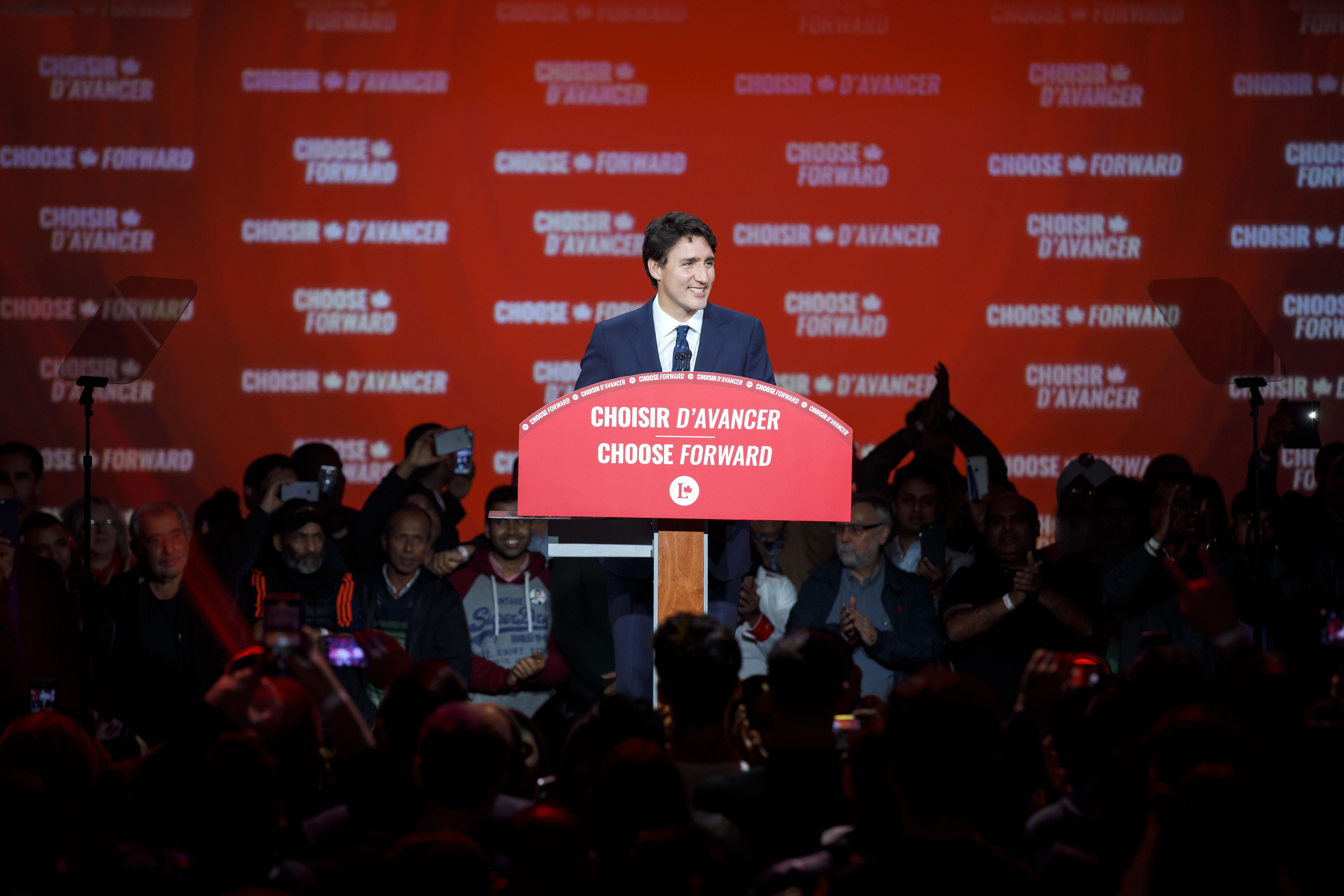 Canada, welcome to the age of minority government