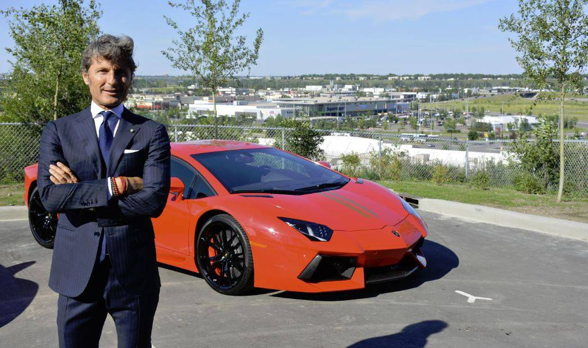 Lamborghini Opens In Calgary But Isn T Interested In Growth The