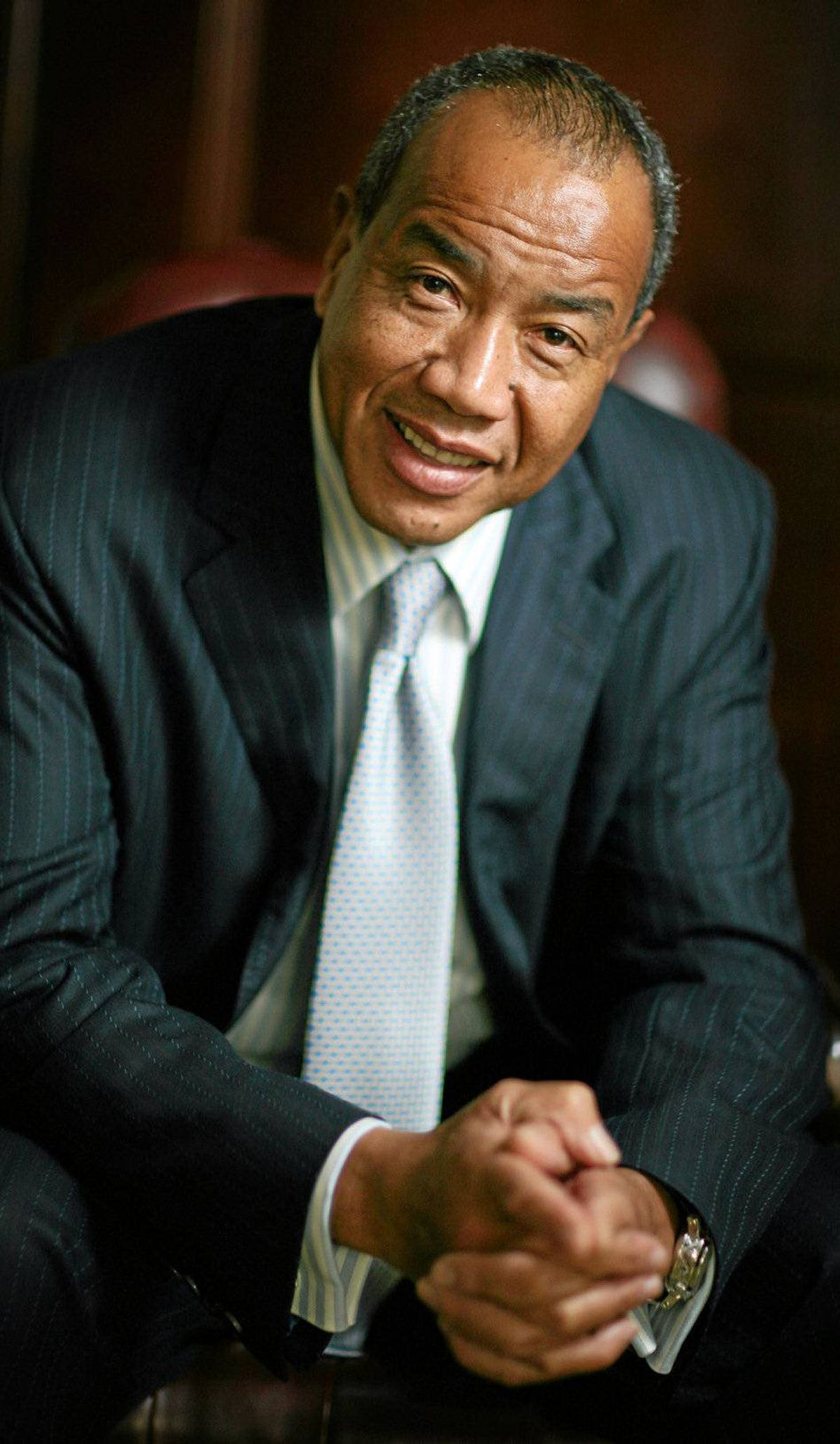 "<h2>Michael Lee-Chin</h2> Day job: Chairman and CEO of Portland Investment Counsel and Chairman of Portland Holdings Inc., and National Commercial Bank of Jamaica. Born: Port Antonio, Jamaica How old were you when you moved to Canada? 19 First job in Canada? Bouncer Net worth? $1-billion Signs of promise? Short on tuition, wrote to the Jamaican prime minister and asked him to ""invest in Jamaica's future."" Street cred? Ranked 701 in the latest Forbes Billionaire List. Do you give back? Donated $30-million to the Royal Ontario Museum in 2003, giving it the eponymous crystal."
