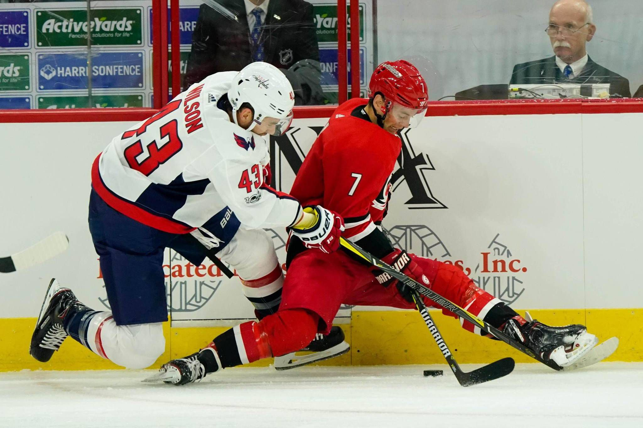 new concept f37da 48821 Capitals' Tom Wilson suspended four games for boarding - The ...
