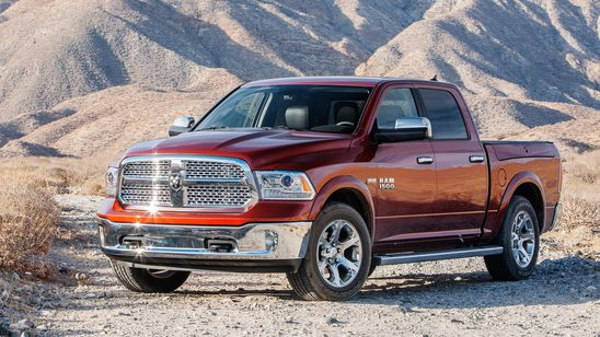 The best offers on pickup trucks