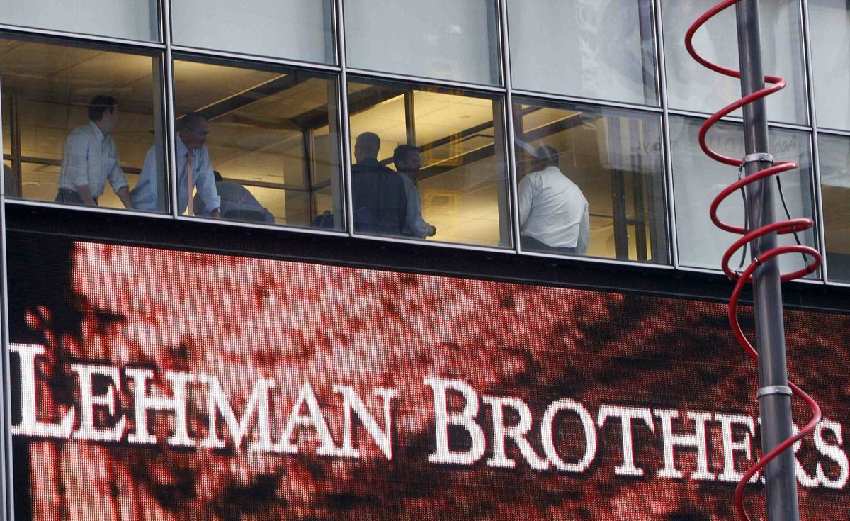 lehman brothers crisis in corporate governance