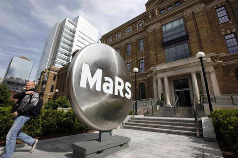 Ontario to pay $308-million for MaRS real-estate bailout