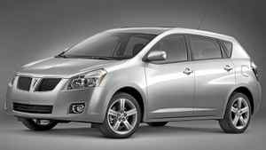 2009 Pontiac Vibe__Credit: General Motors