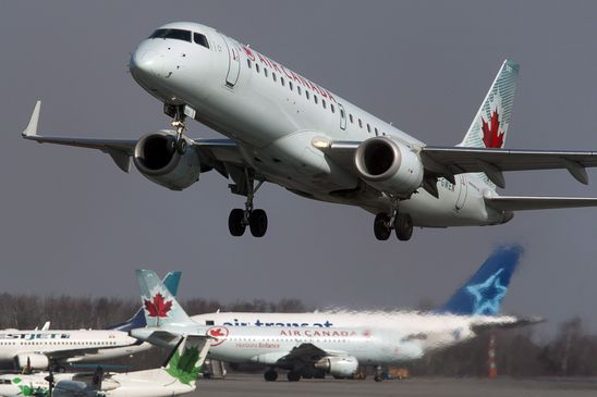 Air Canada tops U.S. list of foreign airline complaints over refunds