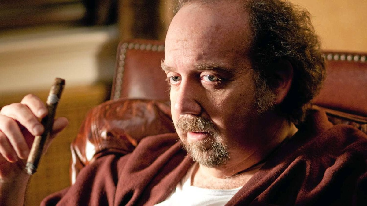 "Paul Giamatti in ""Barney's Version"""