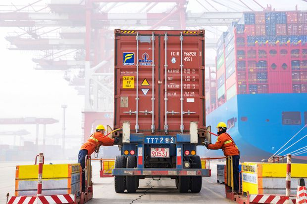United States to Review China's Trade Reform
