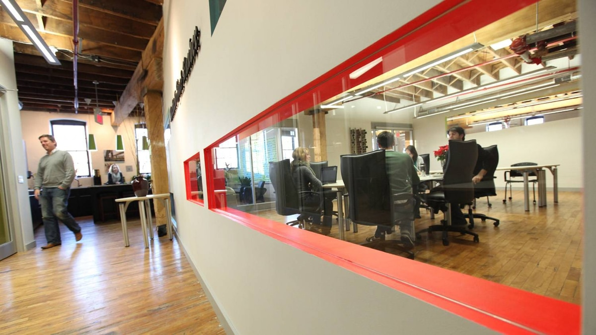 The offices of Machteld Faas Xander in Kitchener, Ont.