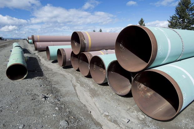 U.S. slaps new tariffs on welded pipe from Canada, other countries