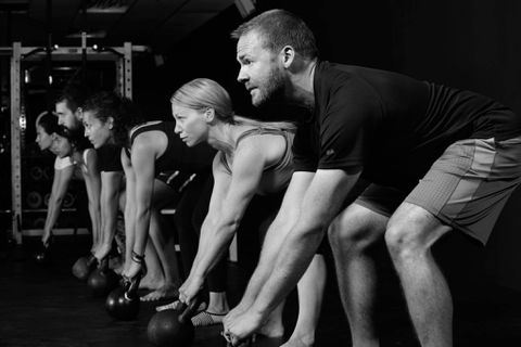 Kettlebell-only workouts offer intense full-body challenge