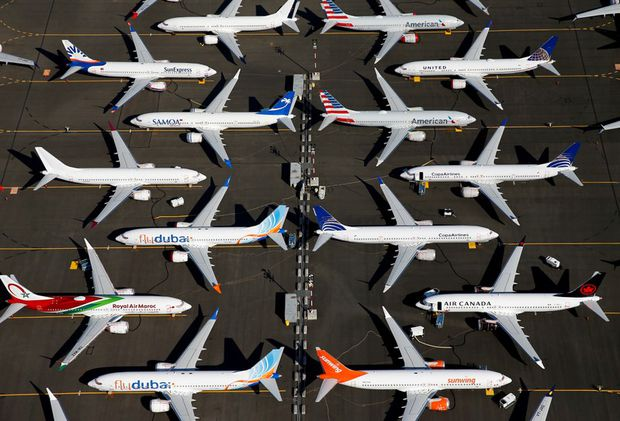 Boeing to change 737 MAX flight-control software to address flaw