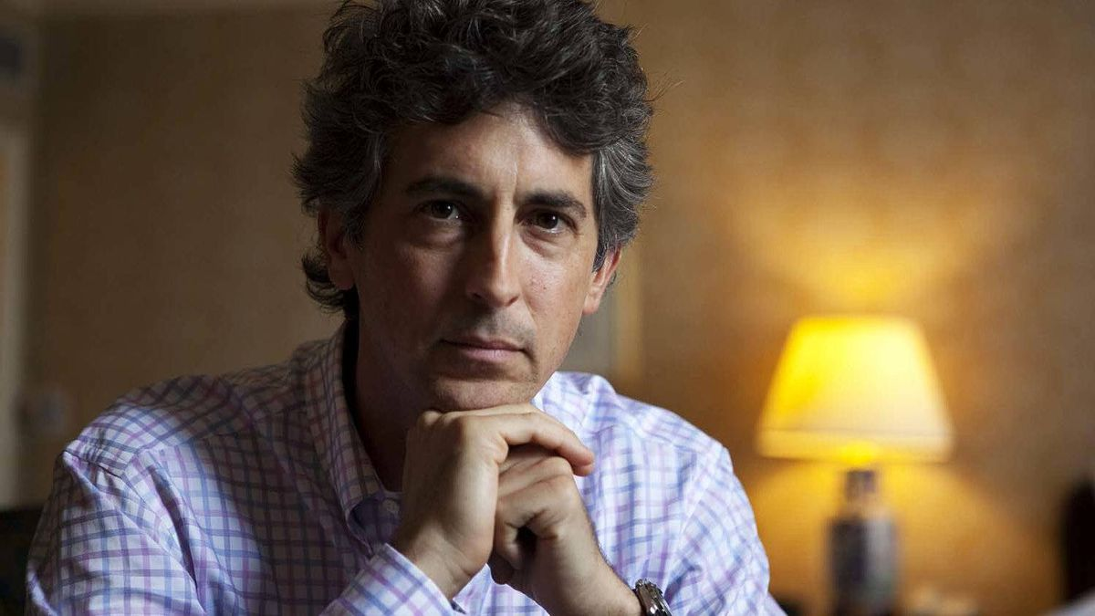 Director and writer Alexander Payne in Toronto during the 2011 Toronto International Film Festival