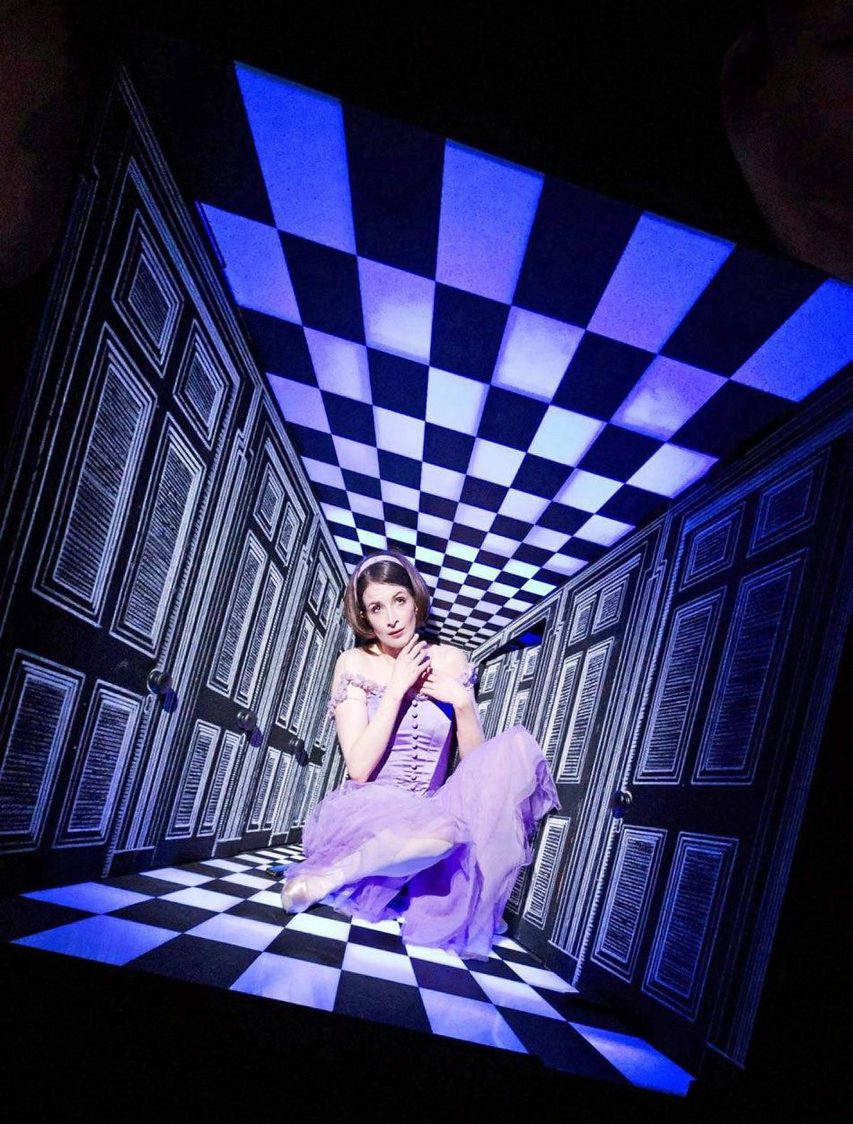 In June, Luminato hosts the National Ballet's Canadian premiere of Allice's Adventures in Wonderland.