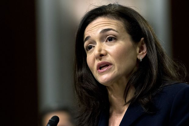 Facebook says COO Sandberg asked for info on Soros