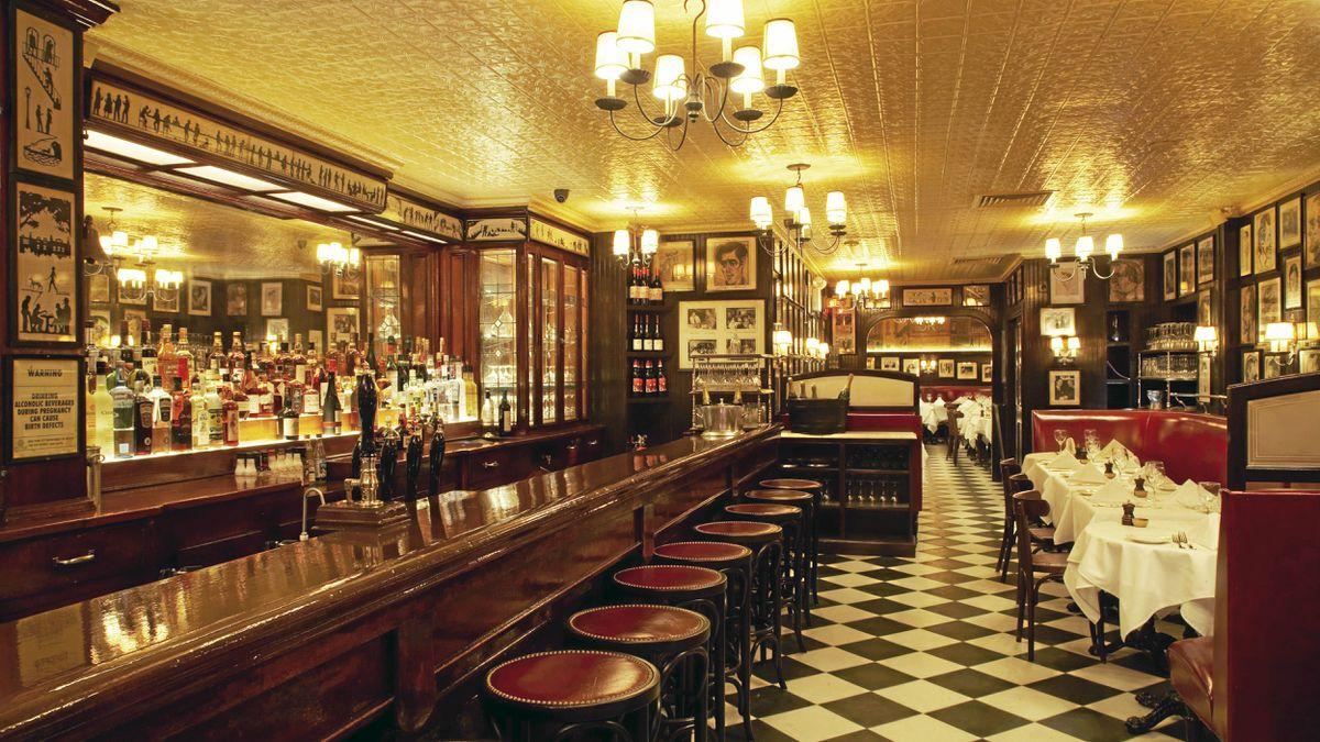 New York's Minetta Tavern.