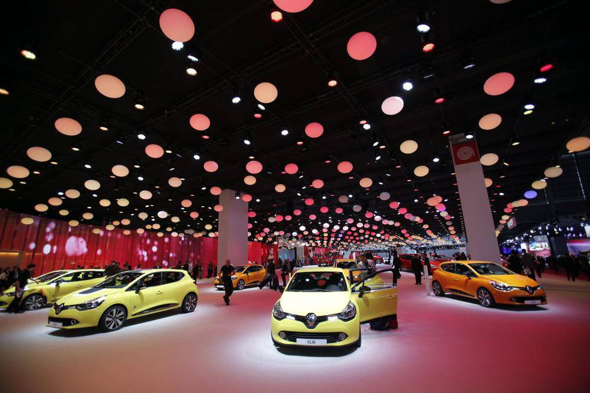 French Car Market Set For Worst Year Since 1997 The