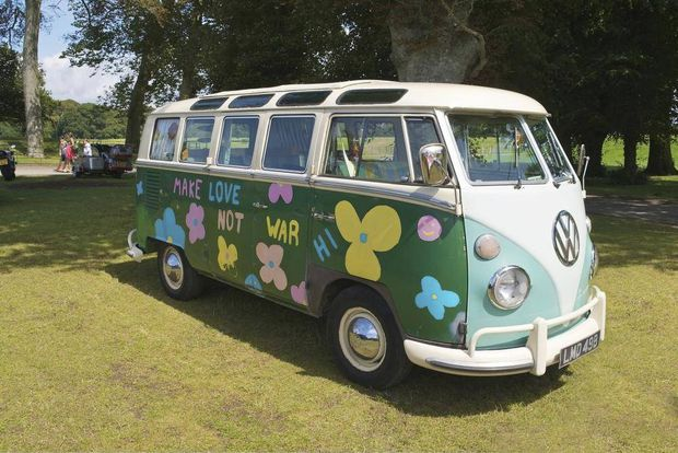 98a51abb8f0512 Digital age gives camper vans another moment in the sun - The Globe ...
