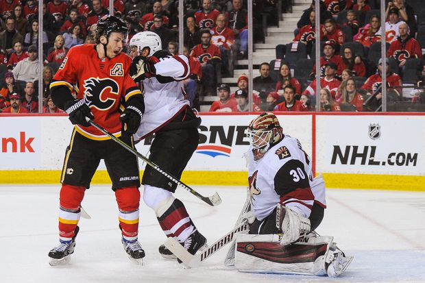 Eyes on red-hot Calgary Flames as NHL trade deadline approaches