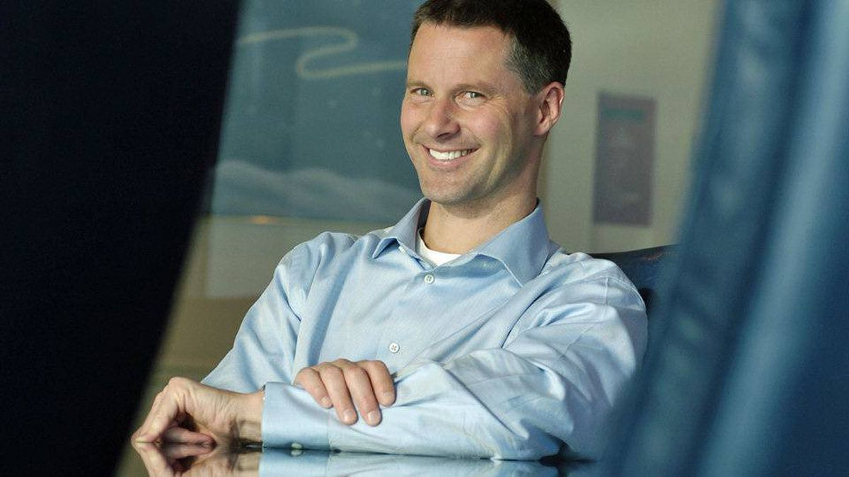 Nigel Wright, managing director of Onex Corp., is shown in December of 2004.