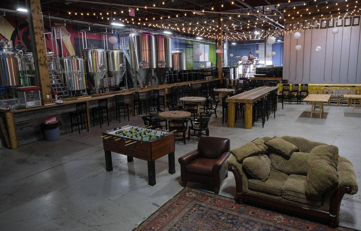 Craft Brewers Distillers Tap Industrial Spaces The