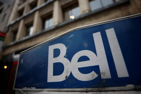 BCE says profit jumped to $770 million in latest quarter