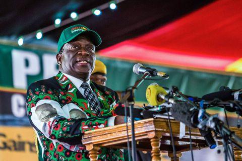 Mnangagwa accuses Mugabe of habouring criminals