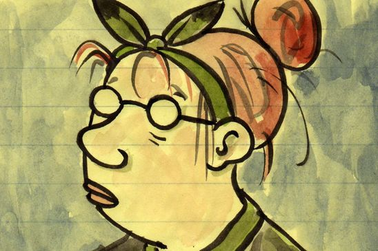 Cartoonist and 'Genius Grant' recipient Lynda Barry on the scariness of creativity