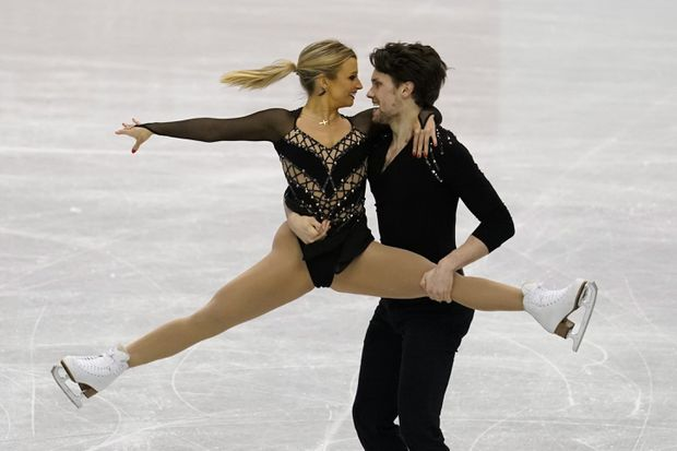 Canadian figure skaters Moore-Towers and Marinaro optimistic after strong off-season