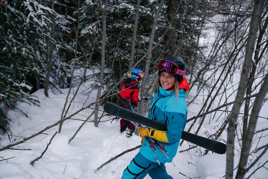 Amplify: Female pro skiers have been killing it on the slopes for years. I'm glad the media is finally catching up