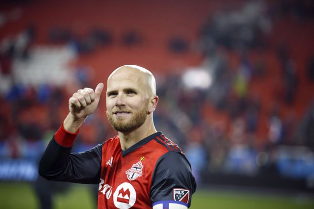 Michael Bradley signs deal to stay with Toronto FC: source