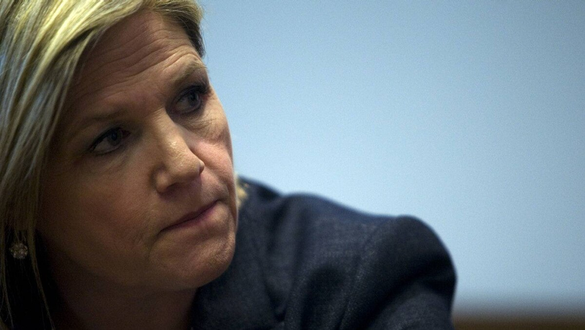 Ontario NDP Leader Andrea Horwath speaks to The Globe and Mail at an editorial board meeting in Toronto, Ont. on Thursday, September 29, 2011.