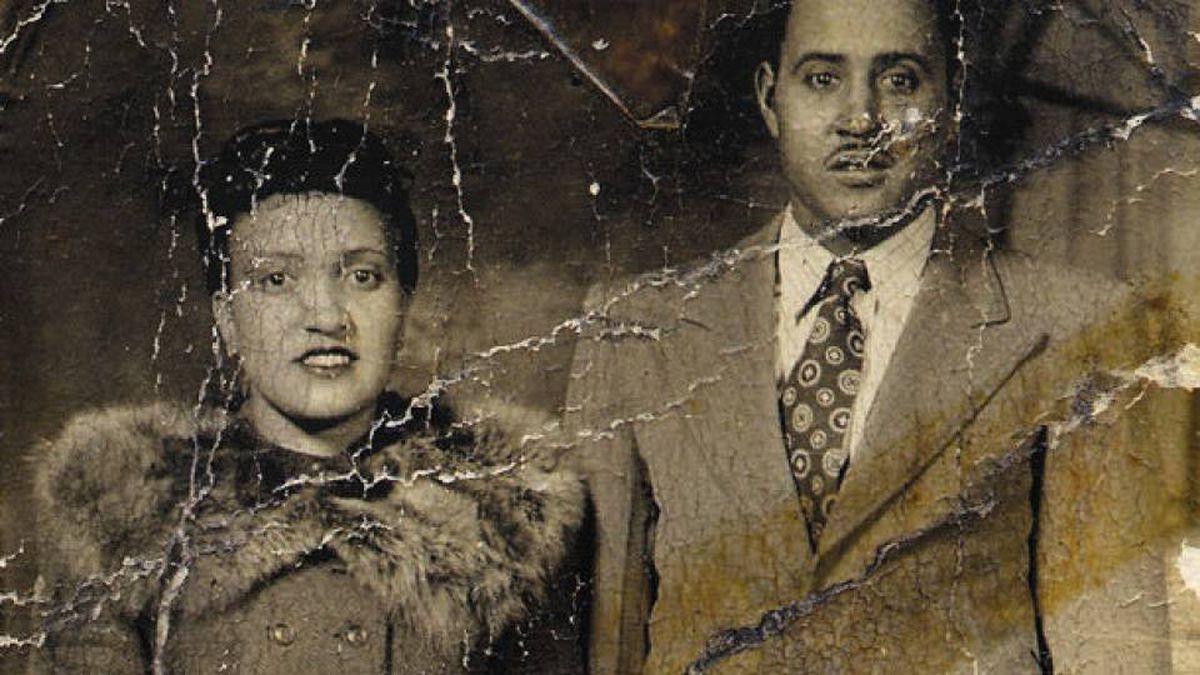 Henrietta and David Lacks circa 1945