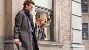 """Sam Worthington and Elizabeth Banks in a scene from """"Man on a Ledge"""""""