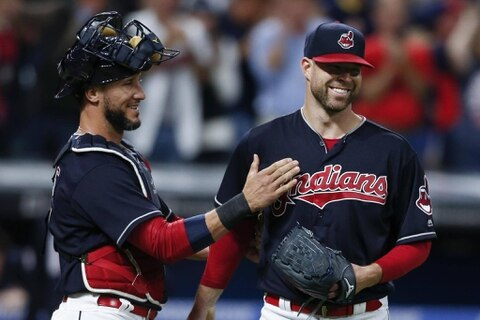 MLB Awards: Indians ace Corey Kluber wins 2017 AL Cy Young award
