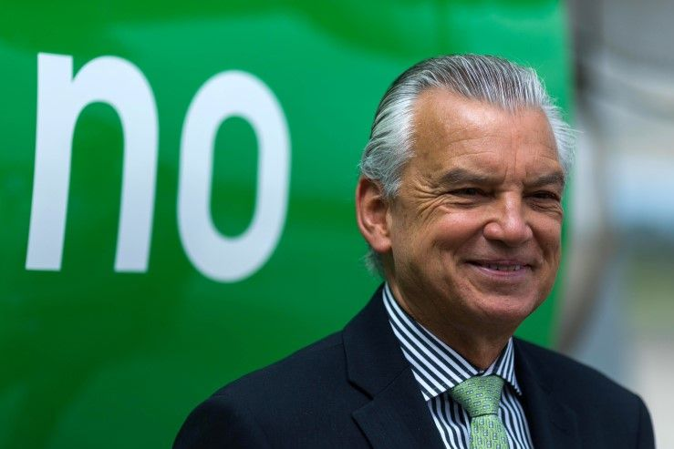 Embraer CEO to step down after shareholder approval of Boeing deal