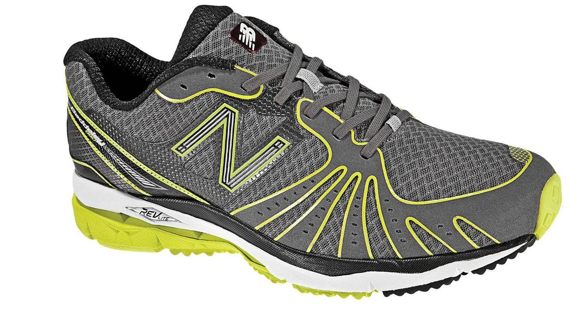 3. NEUTRAL CUSHIONING New Balance 890 RevLite, $150 New Balance delivers a racing-flat weight without compromising the plush ride desired by most neutral runners. The RevLite merges these previously incompatible traits by using a new midsole foam that offers the durability and responsiveness of midsoles weighing up to 30 per cent more. A seamless, foot-hugging upper provides support without adding weight, making the 890 RevLite one of the lightest shoes in the neutral cushioning category. Ideal Runner: Neutral runners wanting an everyday trainer with race-day weight.