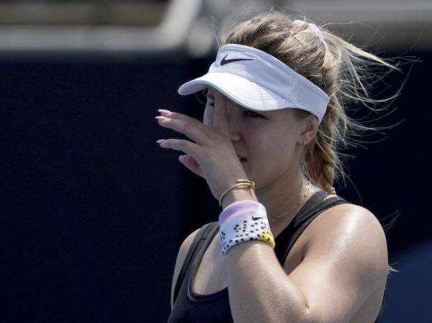 Eugenie Bouchard loses in final round of Australian Open qualifying
