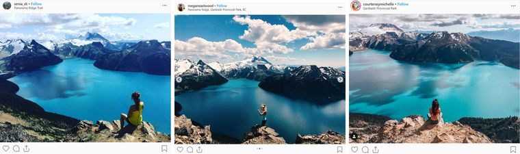 Opinion: Instagram makes the outdoors more accessible - The