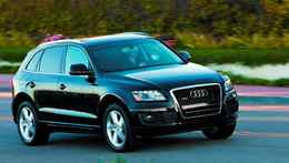 Audi's Q5 has become the brand's second-best seller in both Canada and the United States, just behind the A4 sedan on which it is mechanically based.