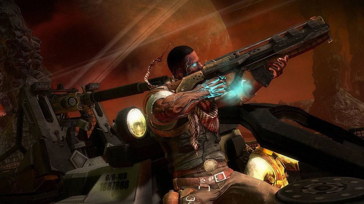 You won't develop much of a bond with Starhawk's glowing-eyed protagonist, because it turns out a compelling game requires more than an intuitive interface and satisfying guns. It needs good narrative, smart enemies, diverse objectives and interesting level design too.